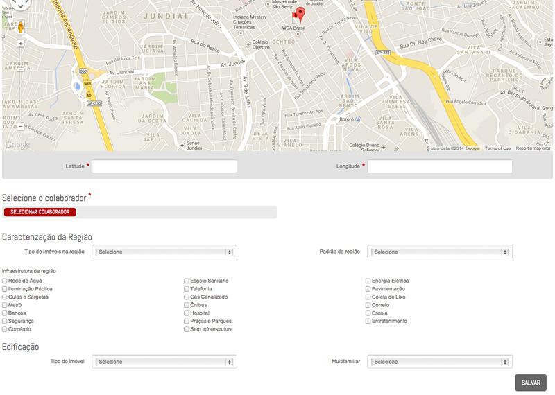 LVC - Sistema Personalizado para gestão de Imóveis
